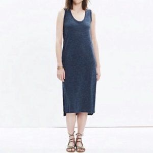 2FOR15 🌴 Madewell Navy Stretchy Tank Dress XS
